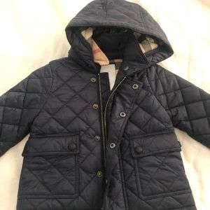 Burberry Quilted Jacket 9M